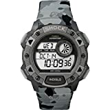 Timex Expedition Shock TW4B00600 - Reloj de Cuarzo para Hombres, Color Gris