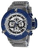 Invicta 24371 Subaqua Reloj para Hombre acero inoxidable quarzo Esfera blanco