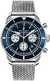 Breitling SuperOcean Heritage II B01 AB0162161C1A1 Reloj cronógrafo 44 para...