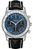Breitling Navitimer 1 B01 AB0121211C1P1 - Reloj cronógrafo 43 para Hombre,...