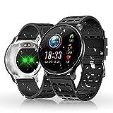 Reloj Inteligente, HOLALEI Smartwatch Pulsera Inteligente Impermeable IP68...
