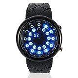 Reloj para hombres, reloj digital Reloj de pulsera electrónico para hombre con...