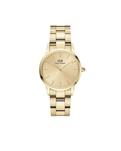 Uhren Daniel Wellington Iconic Link Unitone Gold 28mm DW00100403