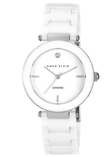 Anne Klein Reloj de Pulsera AK/N1019WTWT