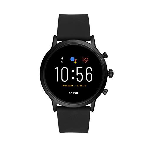 Fossil Smartwatch Gen 5 para Hombre con pantalla táctil, altavoz, frecuencia cardíaca, GPS, NFC y notificaciones smartwatch