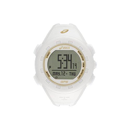 Asics Reloj GPS | Blanco y Oro