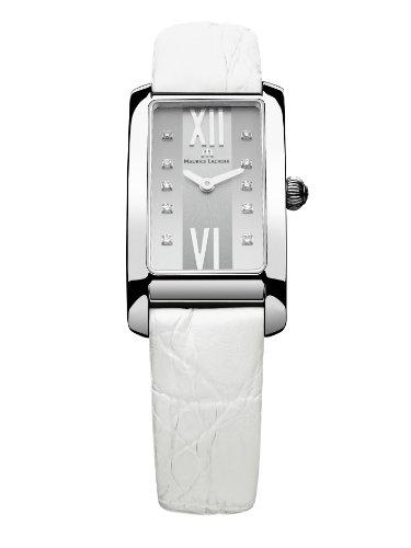Maurice Lacroix Fiaba FA2164-SS001-150 Reloj de Pulsera para mujeres con diamantes genuinos