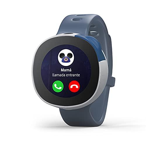 Neo Reloj Inteligente para Niños con Personajes de Disney con Llamadas, Chat, Teléfono, Cámara, Localizador GPS, Monitor de Actividad, Niños 6-9 años – Suscripción Incluida 3 Meses