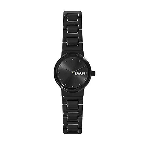 Skagen Reloj Analogico para Mujer de Cuarzo con Correa en Acero Inoxidable SKW2830