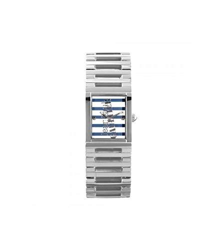 Jean Paul Gaultier Reloj Análogo clásico para Mujer de Cuarzo con Correa en Acero Inoxidable 8500804