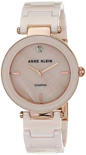 Anne Klein Reloj de Pulsera AK/N1018PMLP