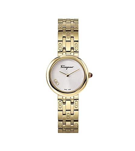 Salvatore Ferragamo Ferragamo Signature SFNL00820 - Reloj de cuarzo para mujer (28 mm)