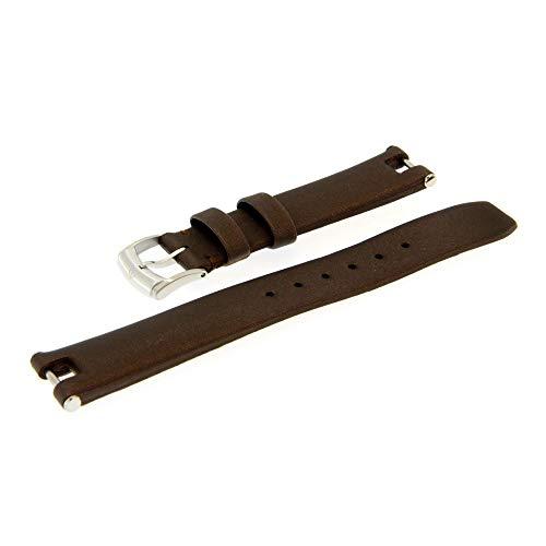 Correa de tela para relojes de la línea Marrón marrón