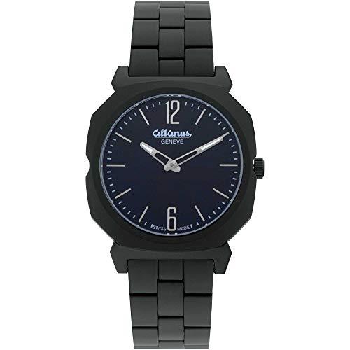 Reloj Solo Tiempo Hombre Altanus Apogeo Trendy cód. 7970NB-1