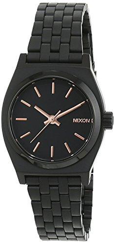 Nixon Reloj con Movimiento mecánico japonés Woman A399957 26 mm