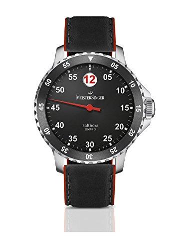 Reloj MeisterSinger SAMX902 Automático Acero 316 L Hombre