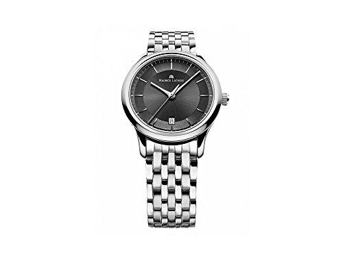 Reloj de cuarzo Maurice Lacroix Les Classiques, Gris, 38mm, LC1237-SS002-331-1