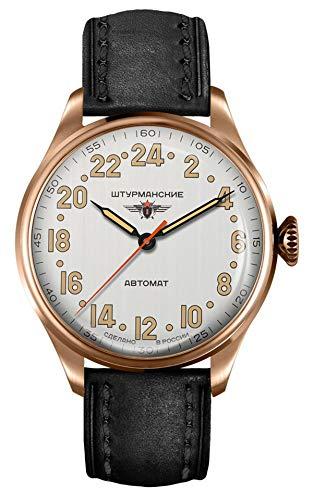 Sturmanskie S2431-6829342 Relojes Automáticos Relojes Mecánicos Relojes Rusos