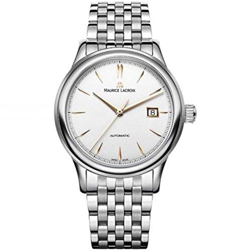 Maurice Lacroix Les Classiques Date LC6027-SS002–131–Reloj automático para hombre Classic