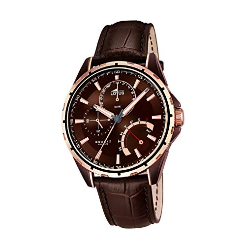 Lotus Reloj de caballero 18211/1