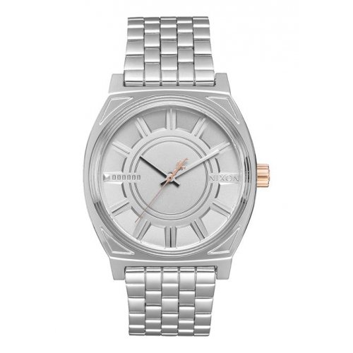 Reloj Nixon Star Wars Time Teller A045SW2445 Hombre Gris Acero