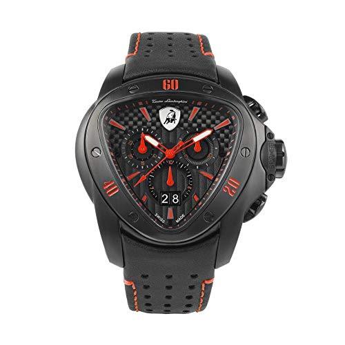 Tonino Lamborghini Spyder Reloj Cronógrafo Rojo T9SA