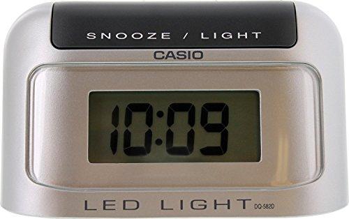 Casio Wake Up Timer DQ-582D-8R Despertador Digital Gris