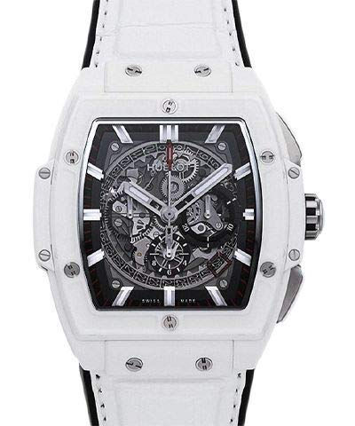 Hublot Spirit of Big Bang White Ceramic 601. HX.0173.LR - Flauta de cerámica (45 mm)
