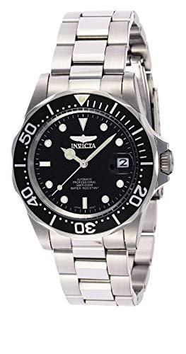 Invicta 8926 Pro Diver Reloj Unisex acero inoxidable Automático Esfera negro