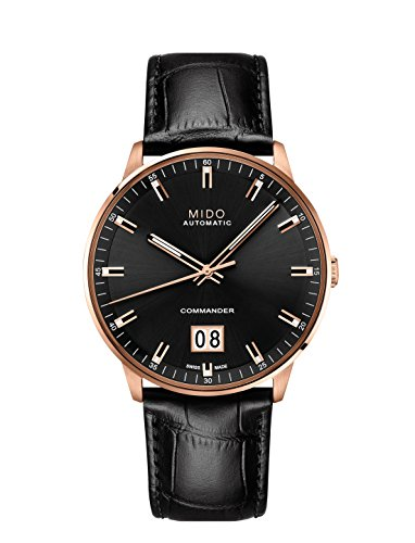 Mido Commander Reloj de Hombre automático 42mm M021.626.36.051.00