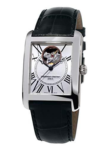 Frederique Constant Geneve Classics Carre FC-310MC4S36 Reloj Automático para Hombres Volante Abierta