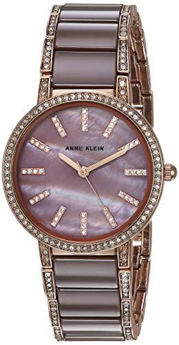 ANNE KLEIN Reloj de Vestir AK/3306MVRG