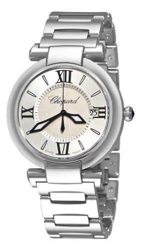 Chopard 388532-3002 - Reloj para Mujeres, Correa de Acero Inoxidable