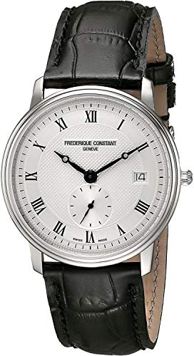Frederique Constant Reloj de Cuarzo Man Slimline 37 mm