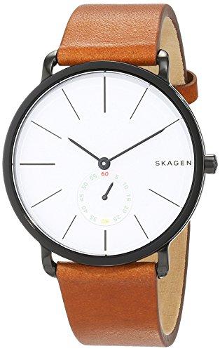 Skagen Hagen SKW6216 Reloj de Pulsera para Hombres Plano & Ligero