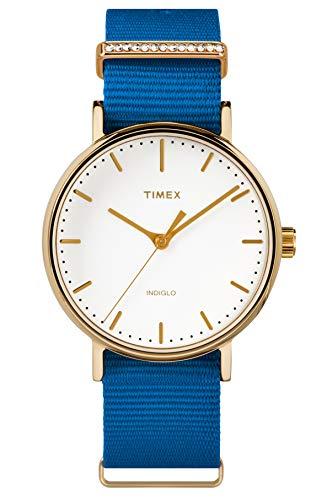 Timex Reloj de Pulsera TW2R49300