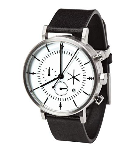 AARK Collective Reloj Eon Chronograph - Plata
