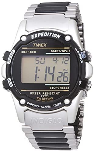 Timex T775179J - Reloj para Hombres, Correa de Acero Inoxidable