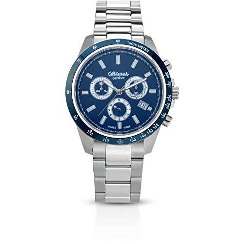 Reloj cronógrafo hombre Altanus Icon casual cód. 7975B-3