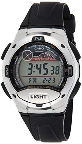 Casio Reloj de Pulsera W-753-1AVES