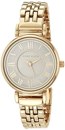 ANNE KLEIN Reloj de Vestir AK/2158GYGB
