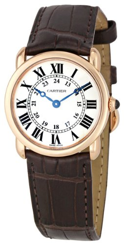 Cartier W6800151 - Reloj de pulsera mujer