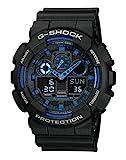 Casio  GA-100-1A2ER - Reloj para Hombre, Azul
