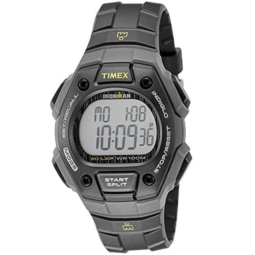 Timex Reloj Digital para Unisex de Cuarzo con Correa en Plstico TW5M09500