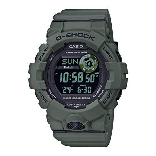 Casio Reloj Hombre de Digital con Correa en Resina GBD-800UC-3ER