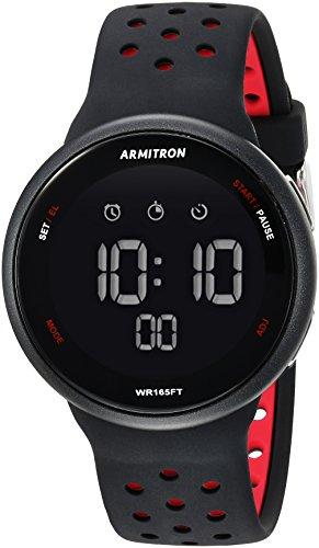 Armitron Sport Reloj Digital para Mujer de Cuarzo con Correa en Silicona 40/8423BRD