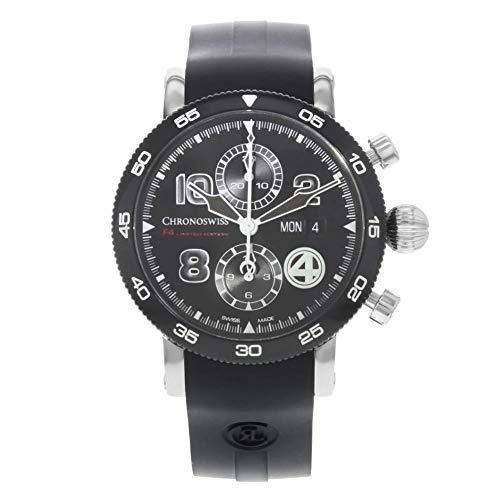 Reloj Chronoswiss Timemaster Automatic-self-Wind para hombre CH-8645/71-2 (certificado prepropietario)