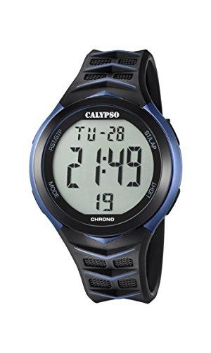 Calypso Reloj Digital para Hombre de Cuarzo con Correa en Plástico K5730/2