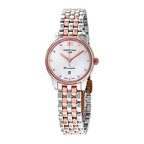 Reloj Certina C033.051.22.118.00 de Mujer con essfera Animal Print y armis Bicolor