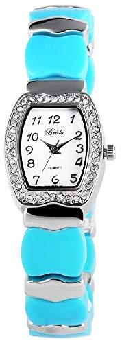 Bredá Reloj analógico para Mujer de Cuarzo con Correa en Varios Materiales 100423500009